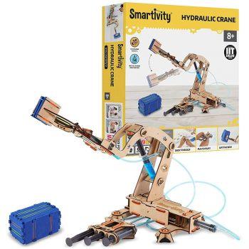 Smartivity Pump It Move It Hydraulic Crane SMRT1018