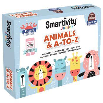 Smartivity Junior Alphabet & A-Z SMRT1175