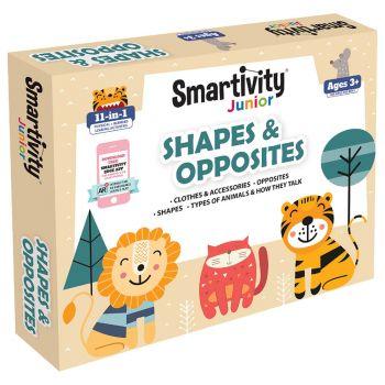 Smartivity Junior Shapes & Opposites SMRT1178