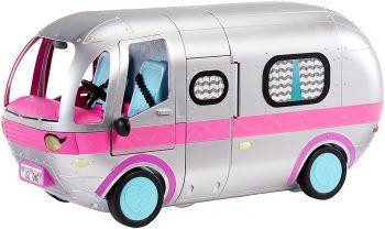 LOL Surprise! OMG Glamper Fashion Camper with 55+ Surprises MGA-576730