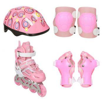 Top Gear Roller Skate Shoes 30-33 Pink Online in UAE