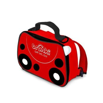 Trunki 2in1 Lunch Bag Backpack Red TR0291-GB01