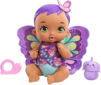 My Garden Baby Drink Wet Butterfly Doll GYP11