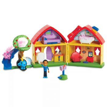 Blue's Clues & You! Blue's House Playset 13pc 49610