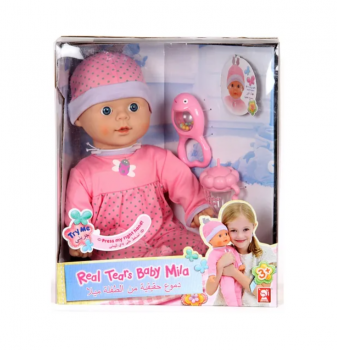 Takmay Real Tears Baby 16 inch 16217