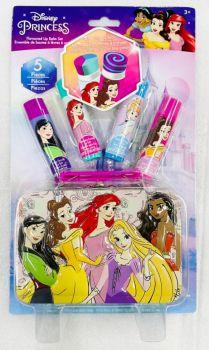 Disney Princess Swirl Lip Balm with Tin Makeup DP3148GC