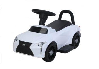 Lexus Pushing Car White WMT606