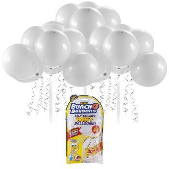 Bunch O Balloons Portable Party Balloon White - Color Land Toys