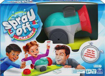 Spray Off Play Off Water Splashing Game 6056959