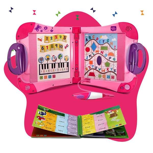 educational toys for kids banner