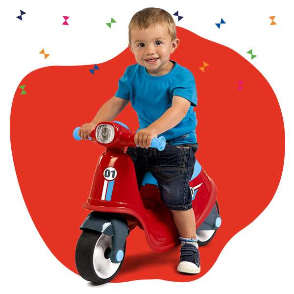 motorcycle scooters for kids
