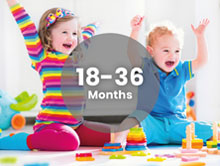 Toys for 18-36 months kids and toddlers