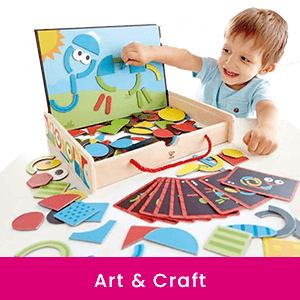 arts and craft toys for kids