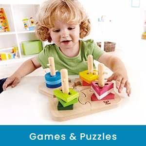 Board Games & Puzzles for Kids