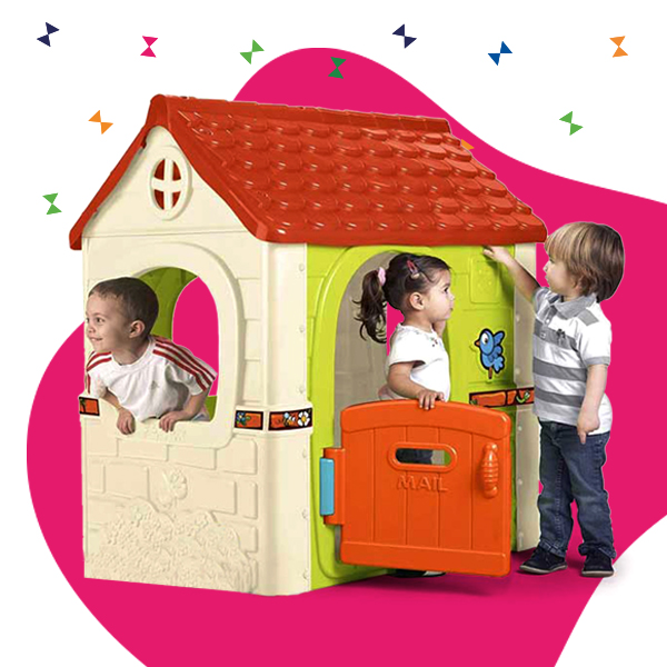 playhouse activity for kids