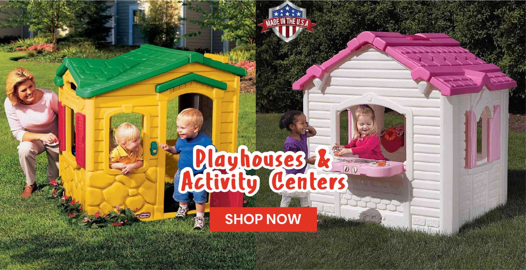 playhouses-activity-centers-for-kids