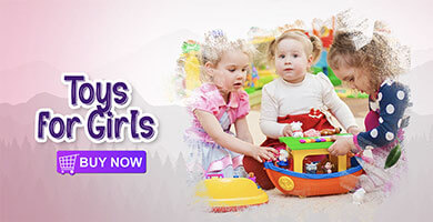 toys for girls small banner